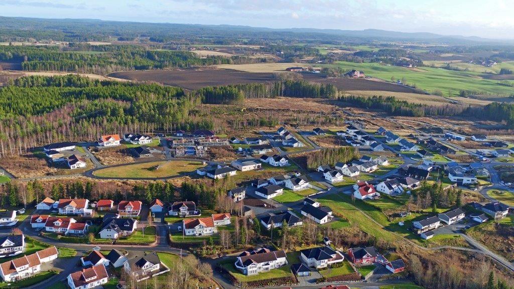 Prestegårdsskogen boligområde Rakkestad